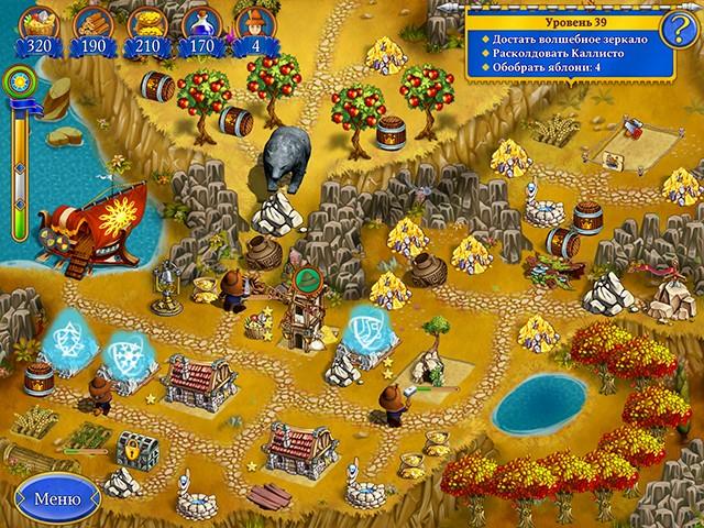 Янки 8. Путешествие Одиссея скриншот 6