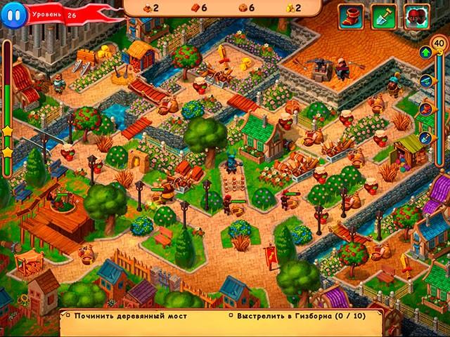 Робин Гуд. Слава Королю! Коллекционное издание скриншот 4