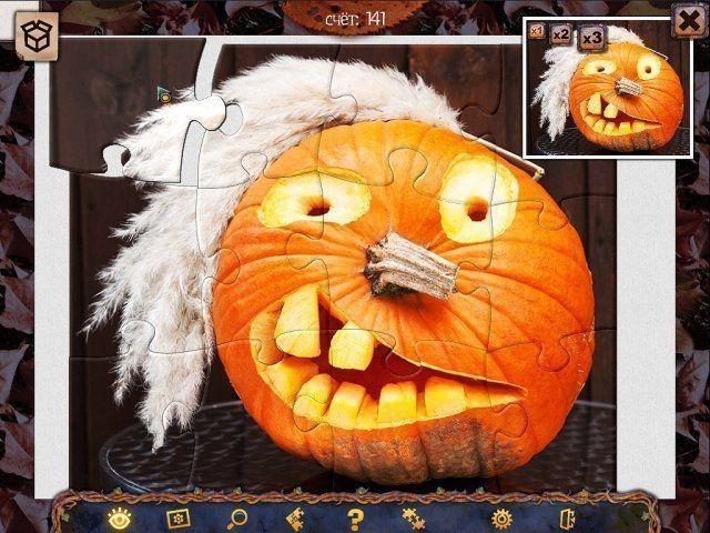 Хэллоуин. 3 в 1