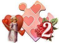 Праздничный пазл. День святого Валентина 2