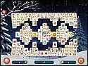 Бесплатная игра Рождественский Маджонг 2 скриншот 2