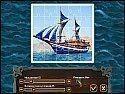 Бесплатная игра Пиратский пазл скриншот 3