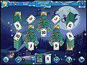 Бесплатная игра Солитер Джек Мороз. Зимние приключения скриншот 5