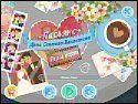 Бесплатная игра Пасьянс: День Святого Валентина. Пары карт скриншот 1